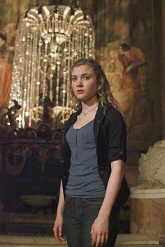 Still of Skyler Samuels in The Nine Lives of Chloe King