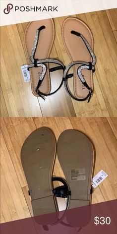 00aef49c428 Torrid Embellished Sandals Size 8 Torrid Embellished Sandals Size 8. New  condition. torrid Shoes