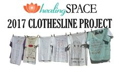2017 Clothesline Project on the Green