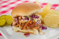 Two Great Camping Recipes: BBQ Pork Sandwiches & Blue Cheese Coleslaw – The Greater Outdoors