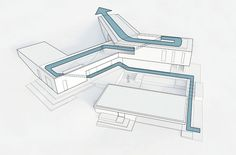 Architectural Concept Diagram - Welcome my homepage Concept Models Architecture, Architecture Concept Drawings, Cultural Architecture, Education Architecture, School Architecture, Modern Architecture, School Building Design, Hotel Concept, Hospital Design