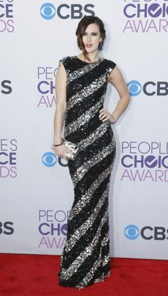 Fashion At The 2013 People's Choice Awards