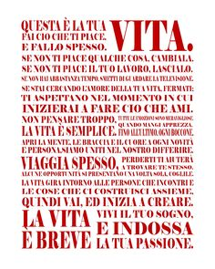 lingua italiano :-) English version is on this page as well