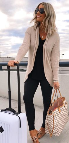 3940ef6b34495 10+ Perfect Fall Outfits To Try Now. Summer CardiganWhite ...