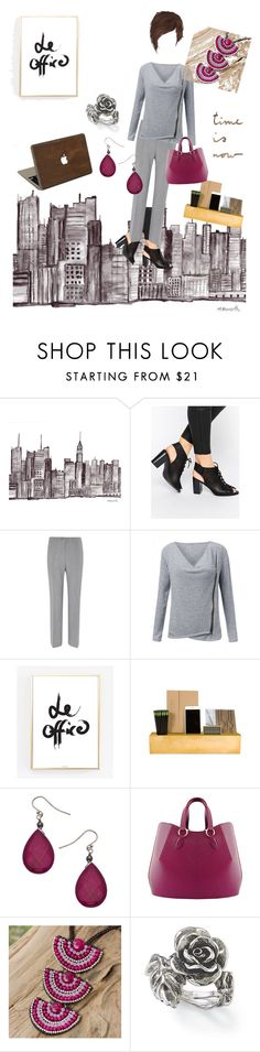 """ready to work"" by verocastro74 ❤ liked on Polyvore featuring Call it SPRING, Viyella, Jayson Home, Danielle Stevens, NOVICA, Natures Jewelry, Valentine Goods, women's clothing, women and female"
