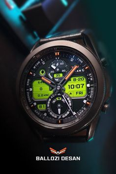 Gear S3, Watch Faces, Accent Colors, Smart Watch, Samsung Galaxy, App, Watches, Hands, Accessories