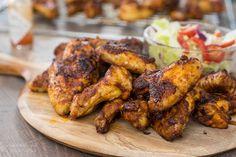 Chickenwings / Hähnchenflügel aus dem Ofen oder vom Grill
