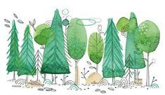 drawings of bunnys Watercolor On Wood, Watercolor And Ink, Watercolor Illustration, Watercolour Painting, Watercolor Flowers, Painting & Drawing, Watercolors, Colorful Drawings, Art Drawings