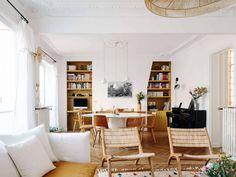 Dining Room Design, Home Living Room, Bed, Furniture, Home Decor, Chloe, Wonderland, Scene, Interiors