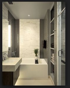 Bath even in a small space