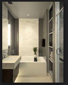 Bath even in a small space
