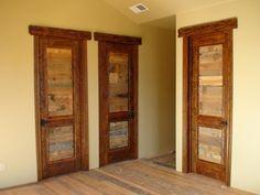 Exterior Double Door Trim antique wood door trim design - interior home decor | trim for