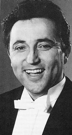 Fritz Wunderlich. Golden-voiced German tenor, who died tragically young, from an accident.