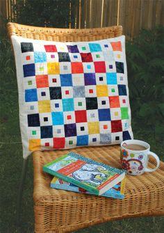 Sudoku Cushion