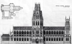 Proposed Manchester Cathedral