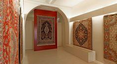 Galleria d'arte annodata. Tappeti persiani pregiati, antichi e rari.
