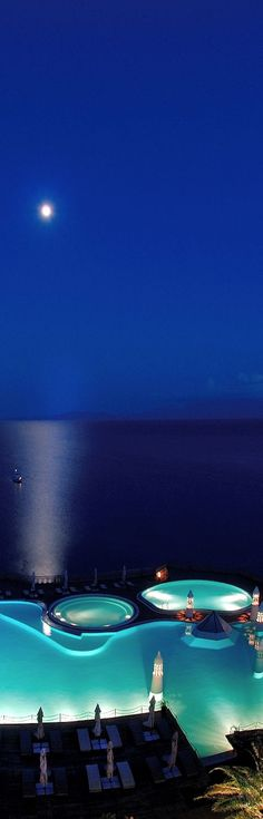 Romantic Full Moon! Kempinski Hotel Barbaros Bay Bodrum....Turkey | by Kempinski Hotel on Flickr