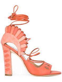 Lotus sandals