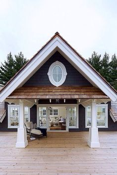 This is on the roof! Talk about a great Master suite outdoor space!