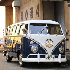 Aircooled VW masterpiece  VW type 2 Bus  I am Nissan japan official instagramer  I would like to thank everyone who has reposted my…