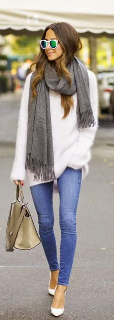 Fuzzy/Furry Fashion Trend