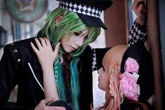 YUEGENE(YUEGENE) Ukyo, Parakizz(Parakizz) Heroine Cosplay Photo - WorldCosplay