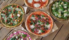 Das neue Zürcher Restaurant Stripped macht die Pizza gesund