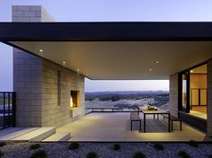 COLLECTION: 20 VERY FINE FIREPLACES features the PASO ROBLES RESIDENCE by Aidlin Darling Design
