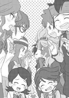 Anime Couples Manga, Manga Anime, Anime Art, Inazuma Eleven Axel, Satsuriku No Tenshi, Anime Love Couple, Anime Fantasy, Boy Art, Drawing Reference