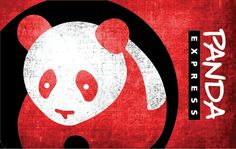 Get a Panda Express Gift Card for Only - Email Delivery for sale online Buy Gift Cards Online, Free Gift Cards, Free Gifts, Panda Food, Free Swag, Panda Eyes, Express Coupons, Gift Coupons, Goods And Services