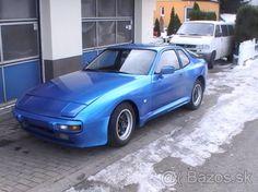 PORSCHE 944 TARGA - 1