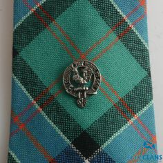 Small Clan Crest Pin