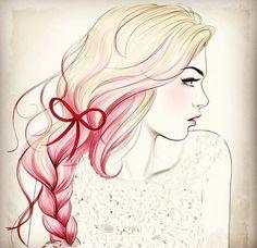 Pink hair Princess (tat removal by me)
