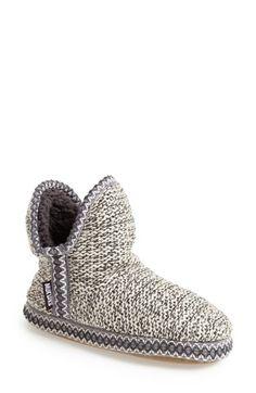MUK LUKS 'Amira' Knit Slipper (Women) | Nordstrom