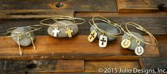 Vertigo Set A #juliodesigns #handmadejewelry #vintage