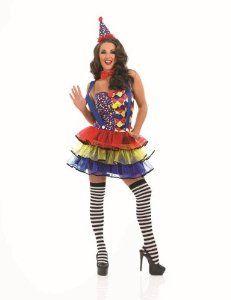 Circus Clown Sexy Female Fancy Dress Costume - Size XL (US 18-20): http://www.halloweenfamilyfun.com/Sexy-Costumes.html #fairy_tale_costumes #disney_adult_costumes #adulthalloweencostumes #halloween 2013 #snowwhitecostume #halloweencostumesfemaleadult #princess_female_costume #robin_costume_batman #best_adult_costume #starwarshalloweencostumes