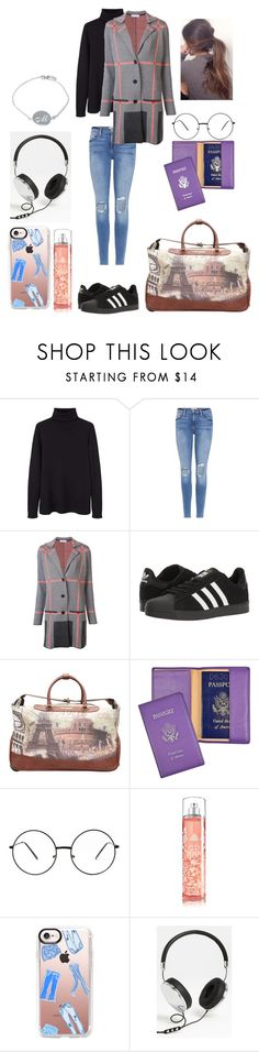 """""""Welcome to my world"""" by wallflowerofdesires14 ❤ liked on Polyvore featuring MANGO, Frame, Belford, adidas, Nicole Lee, Royce Leather, Casetify and Belk Silverworks"""