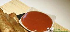 salsa agrodolce cinese bimby