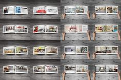 Catalogs Brochure 40Pages by Madhabi Studio on @creativemarket