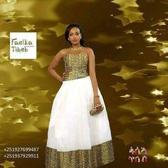 omg Ethiopian Traditional Dress, Traditional Dresses, Habesha Kemis, Ethiopian Dress, Anarkali Suits, Fashion Over 50, African Dress, Formal Dresses, Wedding Dresses
