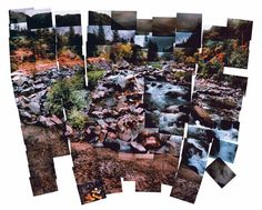 david hockney photo collage   David Hockney Inspired Collages   ★★☆ Whimsical Things ...
