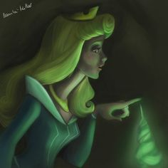 Sleeping Beauty Painting by Bambi-Killer on deviantART