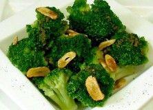 Broccoli cu sos de soia și ghimbir  www.aromazen.ro