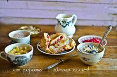 Marmita: Um pequeno almoço saudável