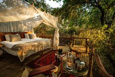 Greater Mana Expedition, at UNESCO Mana Pools in northern Zimbabwe Wild Dogs, Zimbabwe, Camps, World Heritage Sites, Outdoor Furniture, Outdoor Decor, Tents, Dining Area, Platforms