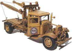 1934 Ford Texaco Tow Truck Pure Oil Co.