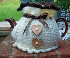 tea cosy knit, inspired