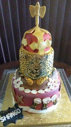 Shango cake