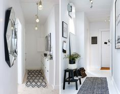 5 tips to decorate a small hallway – Kreavilla