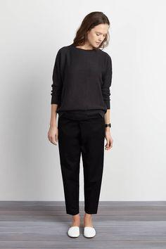 Carolyn Sweater 2 - Iron | Emerson Fry